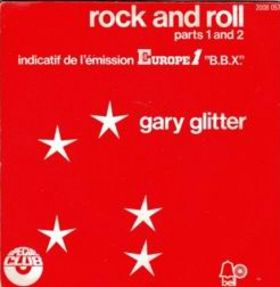 Rock and Roll picture sleeve