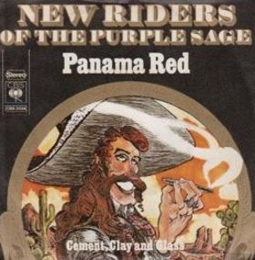 Panama Red picture sleeve