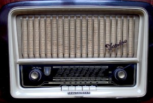 I'm on the internet radio