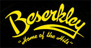 The Beserkley Records logo