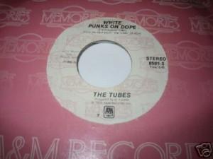 "The ""White Punks on Dope"" single"