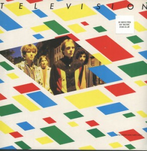 "Sleeve of 12-inch version of ""Little Johnny Jewel"""