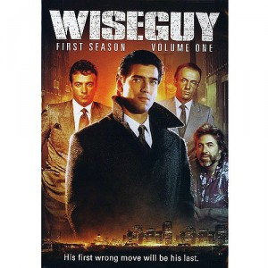 Wiseguy: Season One Volume One DVD cover