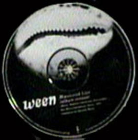 "Ween's ""Mutilated Lips"" CD single"