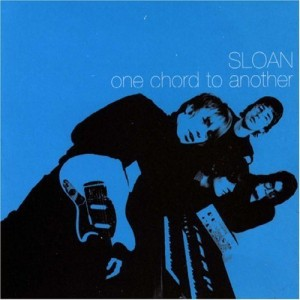 "Cover of Sloan's ""One Chord to Another"" abum"